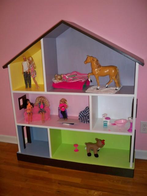 Dollhouse Bookcase Plans Bikal